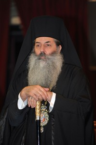 Mitropolitul Serafim