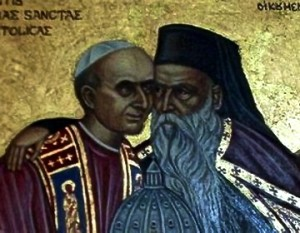 Servant_of_Pope_Paul_VI_of_Rome_and_Patriarch_Athenagoras_I_of_Constantinople_embrace